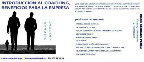 INTRODUCCIÓN AL COACHING, BENEFICIOS PARA LA EMPRESA