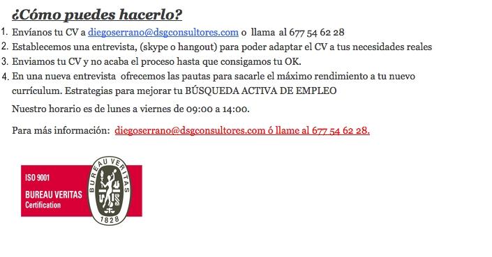 Enlaces para insertar el Currículum en Almacenes agrícolas de la provincia de Almería (3/3)