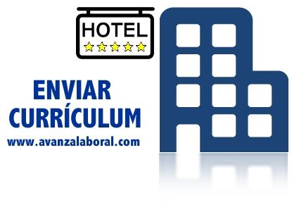 Hoteles A Los Que Enviar El Curriculum 1ª Parte Avanza Laboral